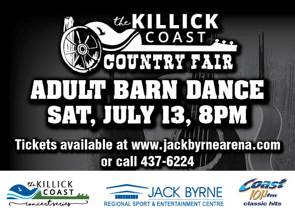 Killick Coast Country Fair ADULT BARN DANCE @ Jack Byrne Regional Sport & Entertainment Centre