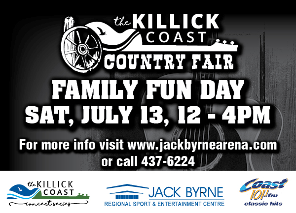Killick Coast Country Fair Family Fun Day @ Jack Byrne Regional Sport & Entertainment Centre